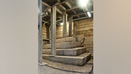 An archaeological excavation in the Jerusalem Walls National Park in the City of David, the site of ancient Jerusalem, unearthed a pyramid-shaped staircase. This unique structure was located right next to the ,-year-old Second Temple stepped street, famed for leading religious pilgrims from Shiloah (Siloam) Pool to the temple. The dig was carried out in partnership between the Israel Nature and Parks Authority and the City of David Foundation, according to a release from the Israel Antiquities Authority.