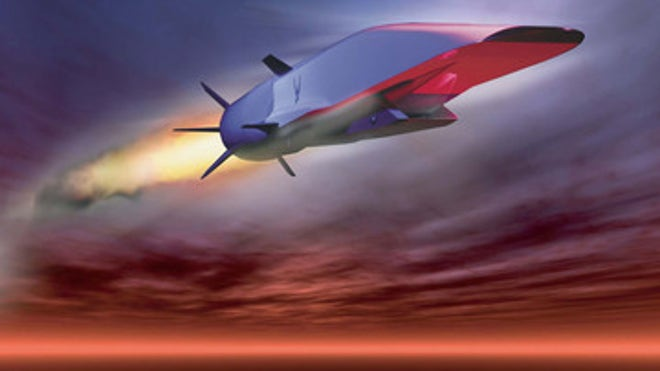 The U.S. military is reportedly developing a hypersonic jet plane that could soar at up to five times the speed of sound — faster than a bullet, which generally travels at Mach , or twice the speed of sound.