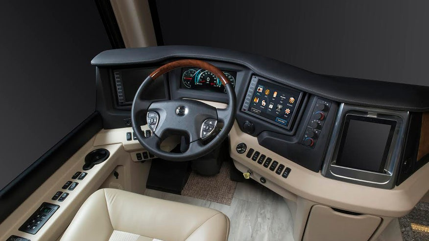 5 High Tech Recreational Vehicles And Campers For Summer