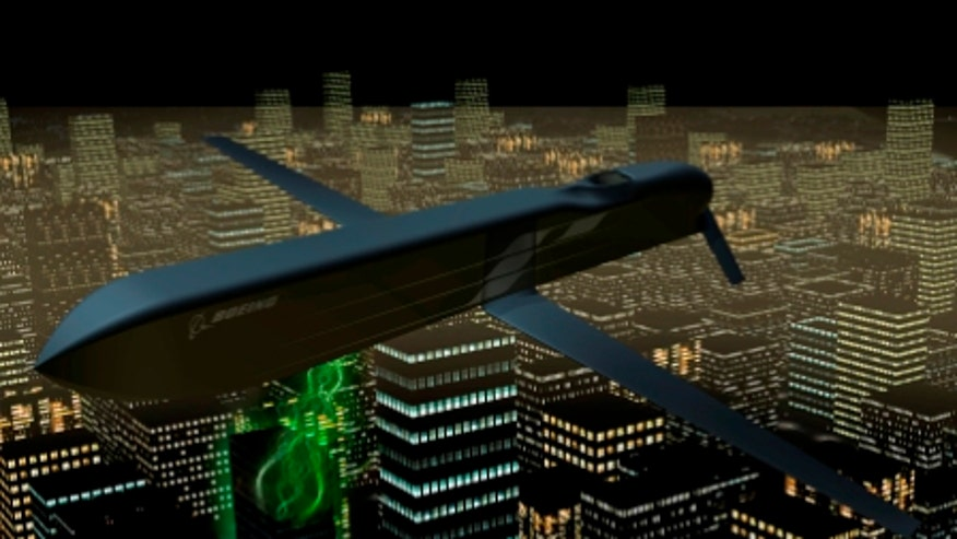 US Air Force confirms Boeing's electromagnetic pulse weapon