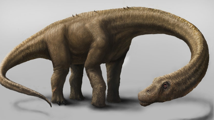 Dreadnoughtus dinosaur weighed whopping 65 tons, feared nothing