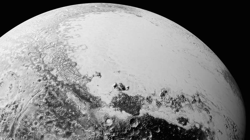 NASA releases stunning new Pluto images