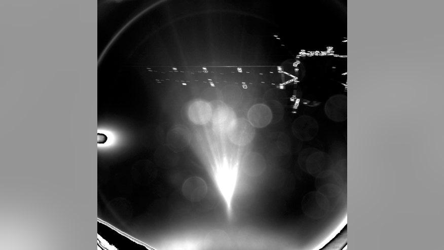 nasa comet lander name - photo #8