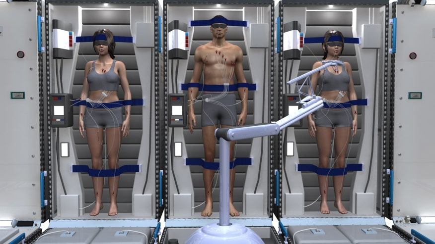 NASA eyes crew deep sleep option for Mars mission