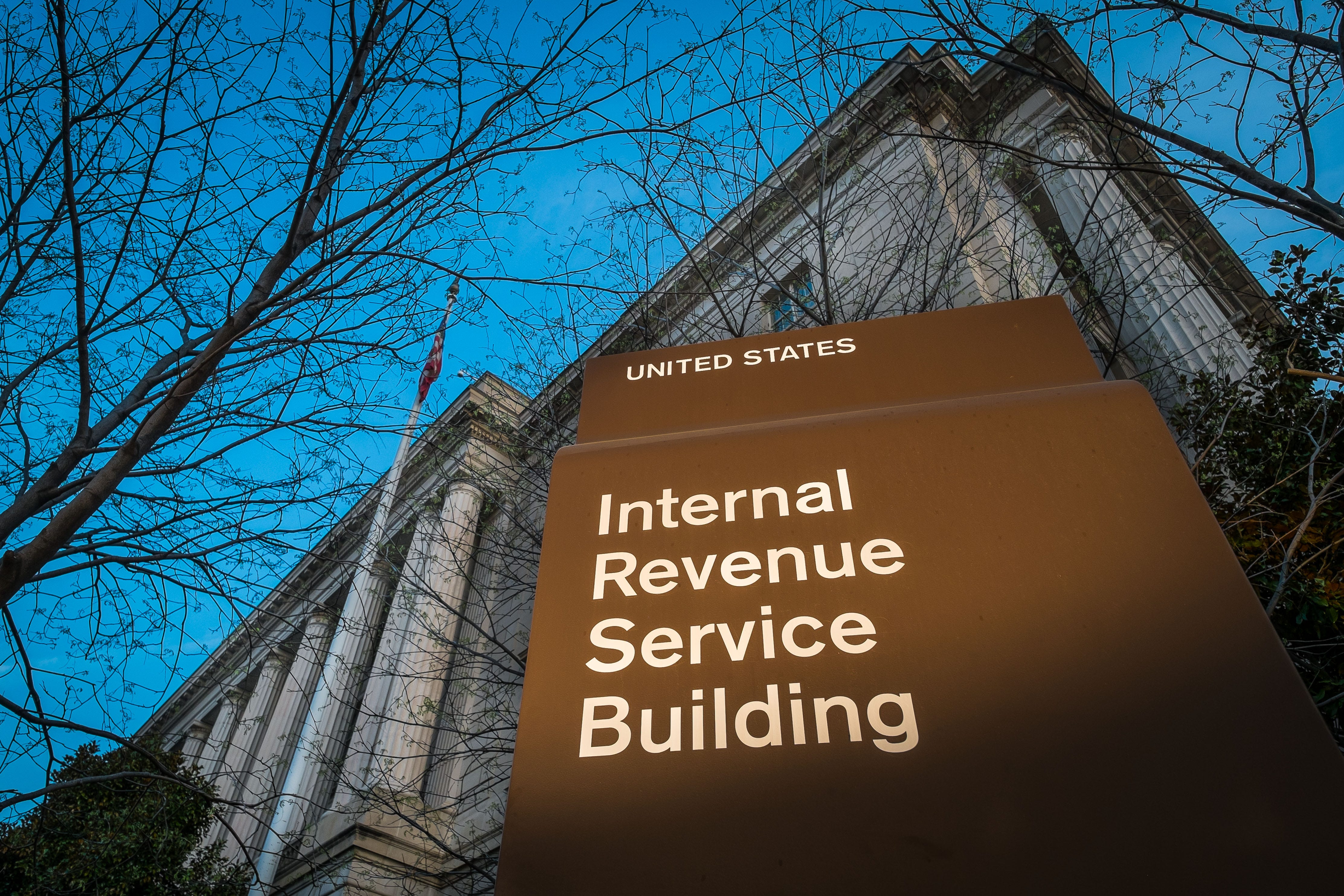 IRS agrees to $50,000 settlement in leaking of conservative group's donor records