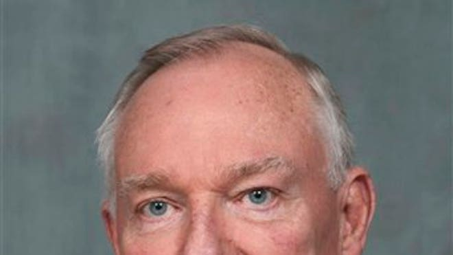 This photo provided by the Arkansas Secretary of State's office shows Jon Hubbard. (AP)
