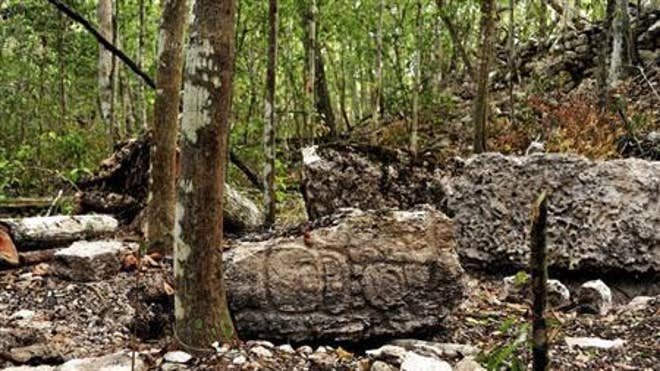 Archaeologists say they found lost Maya city hidden for centuries in Mexican jungle