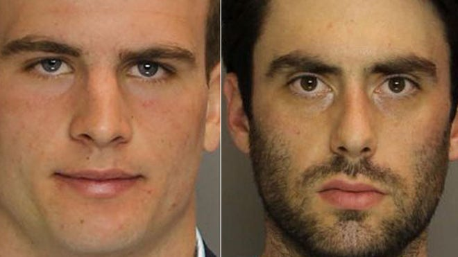 Pennsylvania authorities have broken up a drug ring they say was run by two prep school graduates.