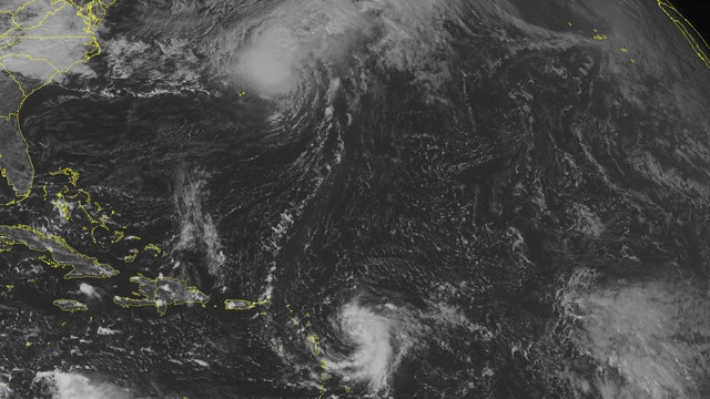 Tropical Storm Gonzalo gains strength, aims at Puerto Rico