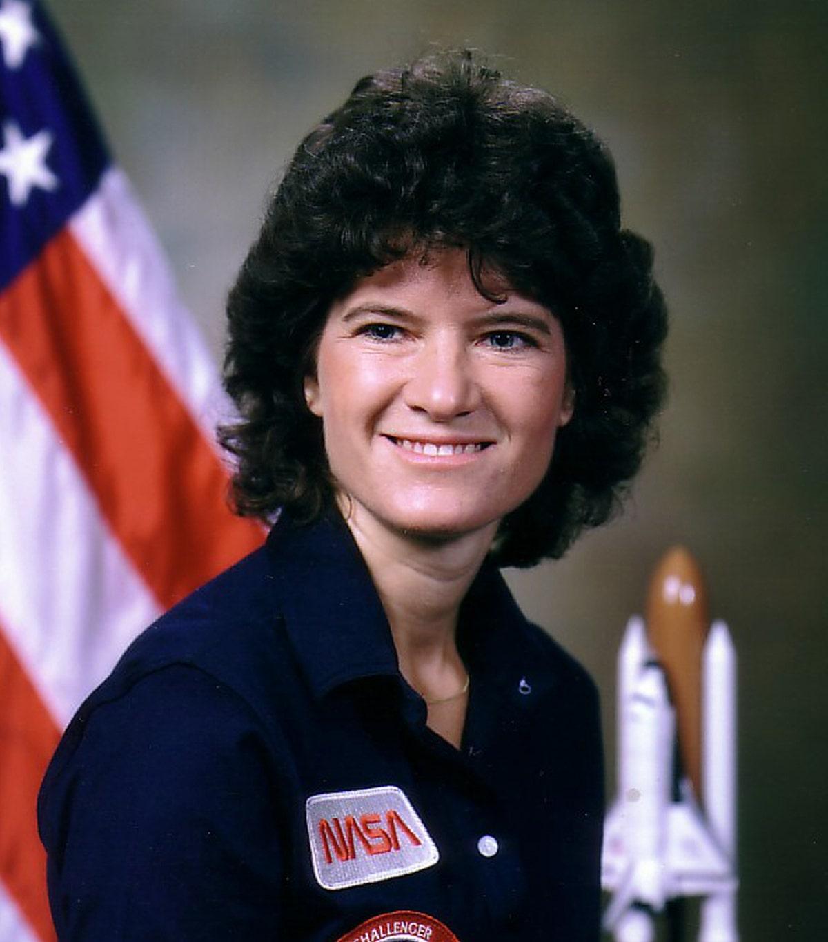 Black female astronaut died