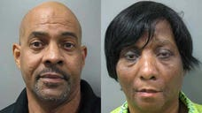 A Rockville, Maryland couple has been arrested and charged with locking their -year-old autistic twin sons in the basement of their home.