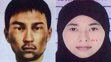 Thai police issued two new arrest warrants and released images Monday of more suspects, a Thai woman and a foreign man of unknown nationality, in the widening investigation into Bangkok's deadly bombing two weeks ago.