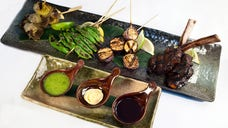 Exploring the art of simple Japanese grilling.
