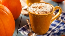 Pumpkin spice all day, every day-- for  days.