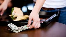 Would you leave money for a sub par waiter?