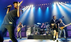 Malcolm Young is taking a break from AC/DC to focus on his health, the band said.