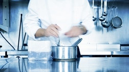 Confessions of a chef