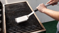 New study sheds light on the potential dangers of grill brushes.