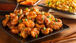 The Americanized Chinese dish is a staple on takeout menus across the country.