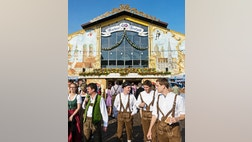 Celebrate Oktoberfest with these fun facts about the world's largest beer festival.