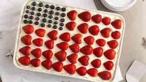 Tap into your national pride and serve up somenbspof these red, white and blue recipes that are sure to delight family and friends.