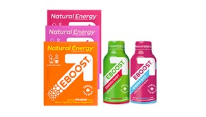 Top 5 natural energy drinks