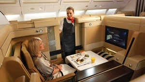 The best ways to get upgraded to first class