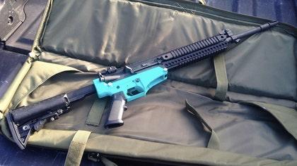 A group of gunsmiths just D printed a bigger, better caliber rifle.