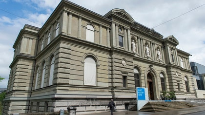 A Swiss museum agreed on Monday to accept a priceless collection of long-hidden art bequeathed to it by German collector Cornelius Gurlitt, but said it will work with German officials to ensure any pieces looted by the Nazis from Jewish owners are returned.