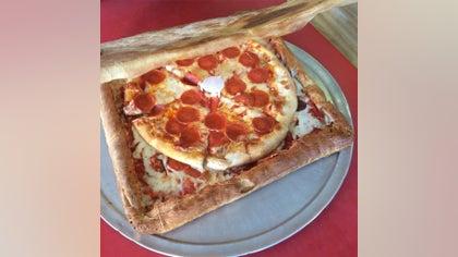 Pizza lover's rejoice.