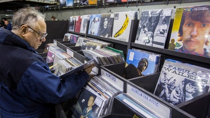 Saturday marks the seventh annual Record Store Day, a celebration of independently owned record stores throughout the world, and digital-era entrepreneurs are using new technology to put a fresh spin on the old platter.