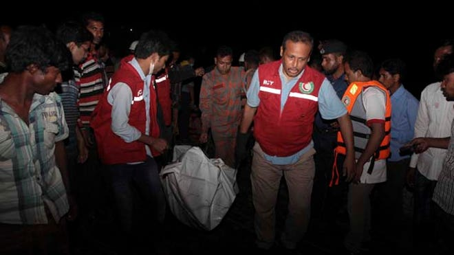 The death toll from a weekend ferry disaster in central Bangladesh rose to  on Monday in the latest shipping mishap in the South Asian nation.