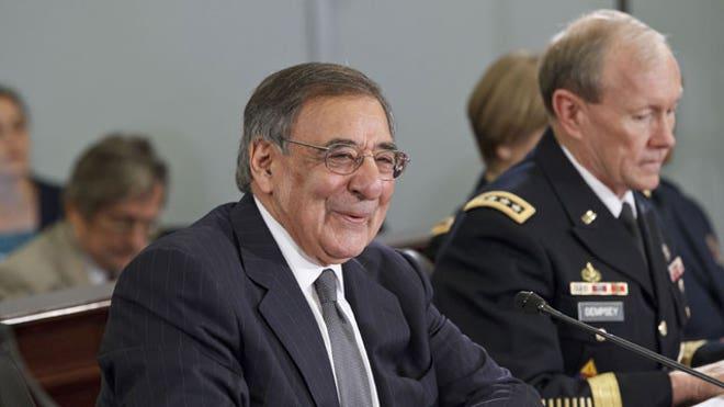 Defense Secretary Leon Panetaa