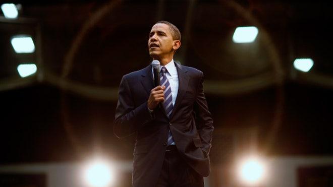 President Obama Speaking Generic 03 FBN