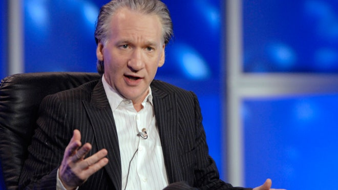 Talk Show Host Bill Maher