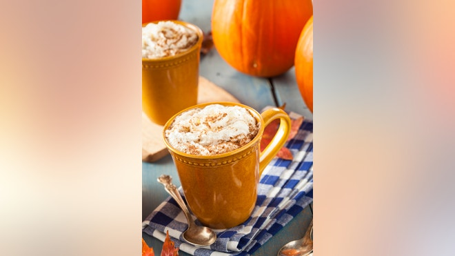 These ten interpretations of pumpkin spice latte are loaded with fat and calories, and even sometimes salt.