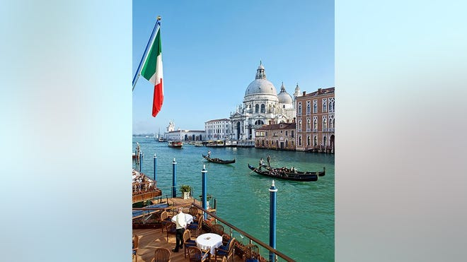 Venice is one of those rare places where you really, truly want to get lost.nbsp