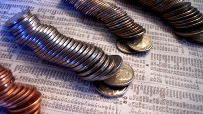 Stock Listings Newspaper and Coins Investing