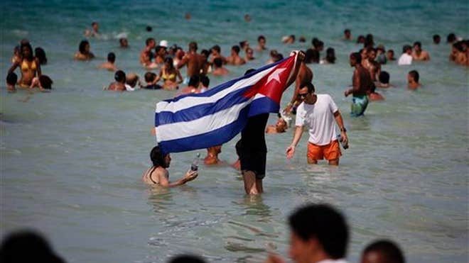 Cuba may once again be a haven for sun-seeking American tourists.