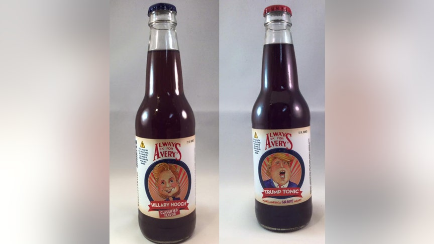 Connecticut soda maker may hold the key to predicting the next president
