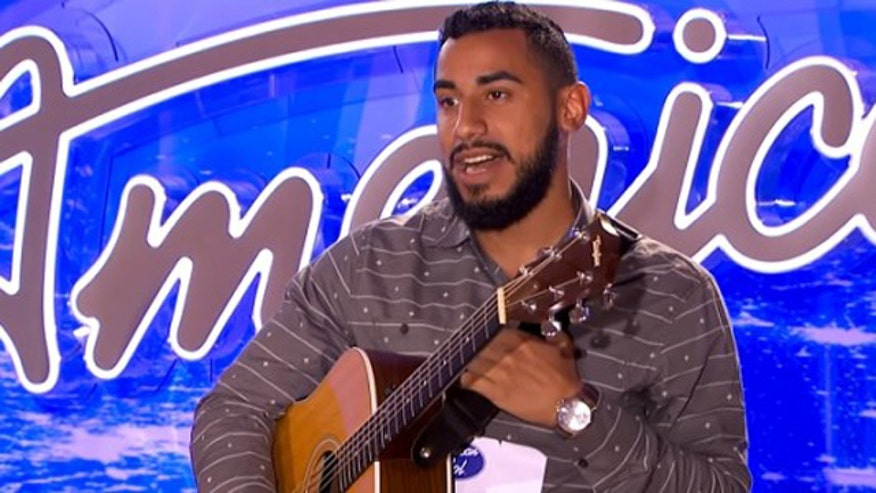 Bourg wows judges, advances on 'American Idol'