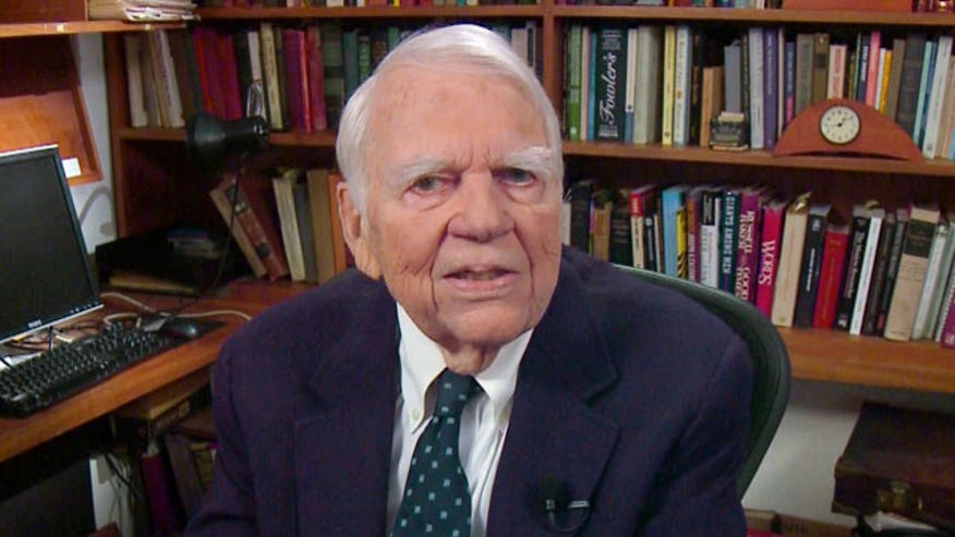 An essay on war by andy rooney
