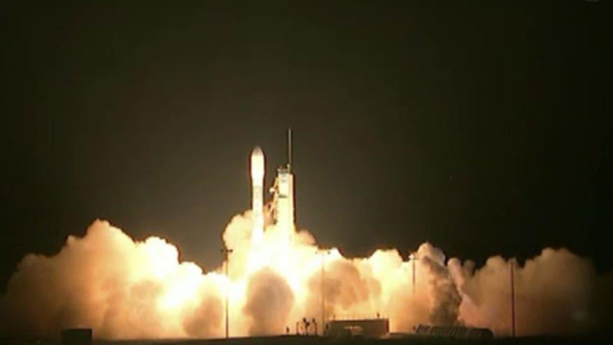 delta space rocket - photo #37