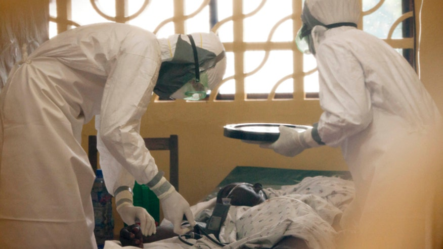 2nd American in Liberia tests positive for Ebola
