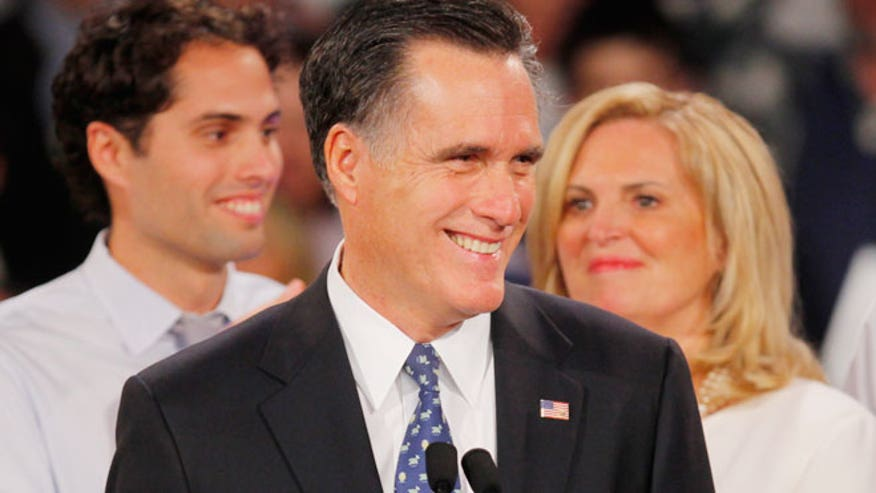 Former MA Governor Mitt Romney FBN