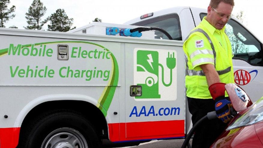 AAA Mobile Charging