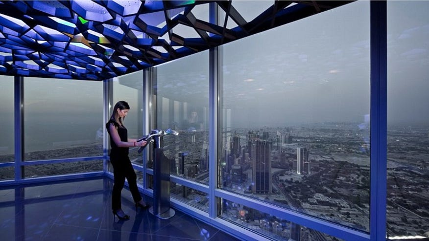 New Observation Deck Opens At Burj Khalifa World 39 S
