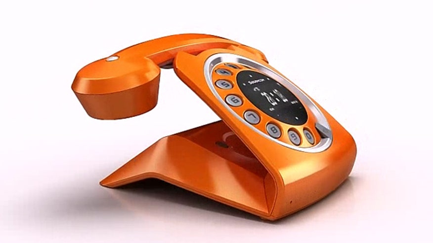 Image gallery modern home phones cordless - Designer cordless home phones ...