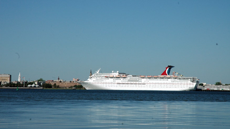 Cruise Ship Peninsular, Charleston,-SouthCarolina, Reuters