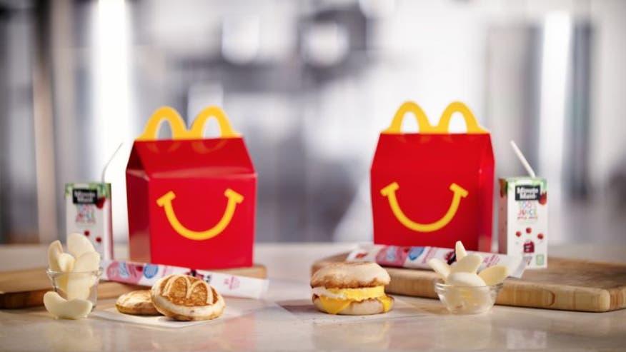 Mcdonalds Happy Meal Cheeseburger